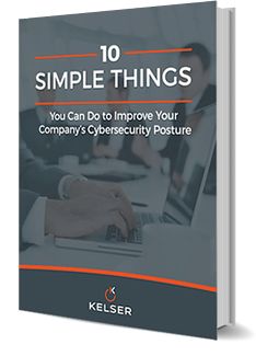 10 Things Cybersecurity eBook with Cover