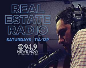 94.9 News Now Real Estate Radio image