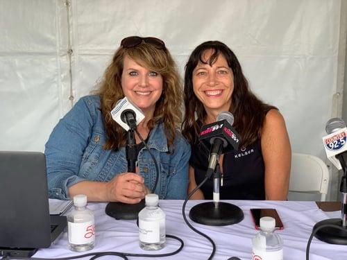 Kelser Marketing Manager Lisa Carroll on The River 105.9