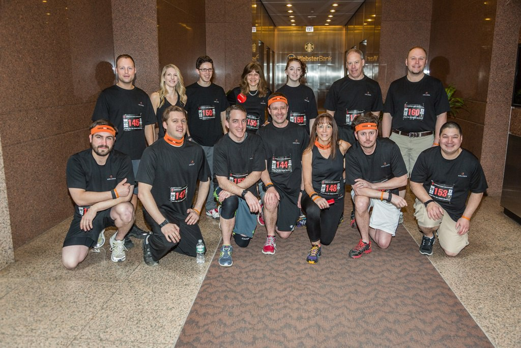 2014 Connecticut Fight for Air Climb image 1