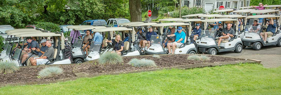 The Twenty-Third Annual Kelser Charity Challenge event page header