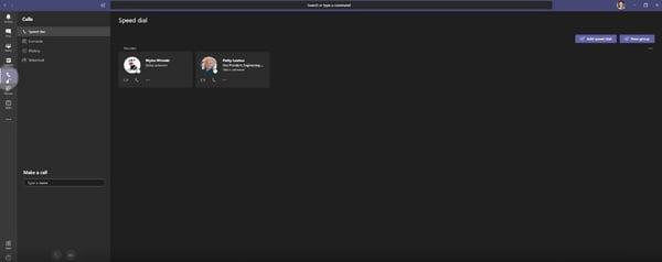 Tim Teams Interface Blog_Voice call screen 2 JPG