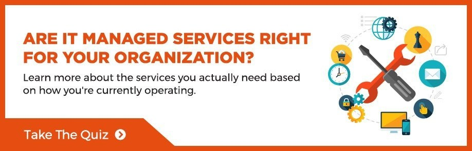 Are IT Managed Services Right For Your Organization?
