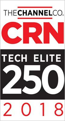 2018 CRN Tech Elite 250