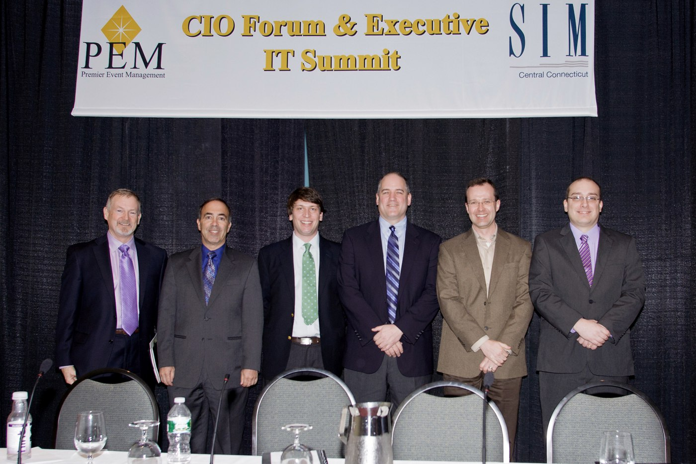 2011 Connecticut SIM CIO Forum and Executive IT Summit Concludes With Positive Results for All