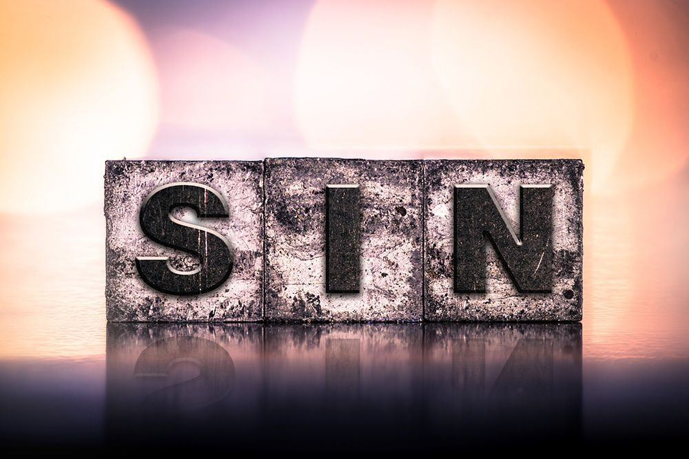 The 7 Deadly Security Sins - Could You be Committing These All-Too-Common Mistakes?
